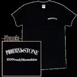 Phoenix Stone Black Tee